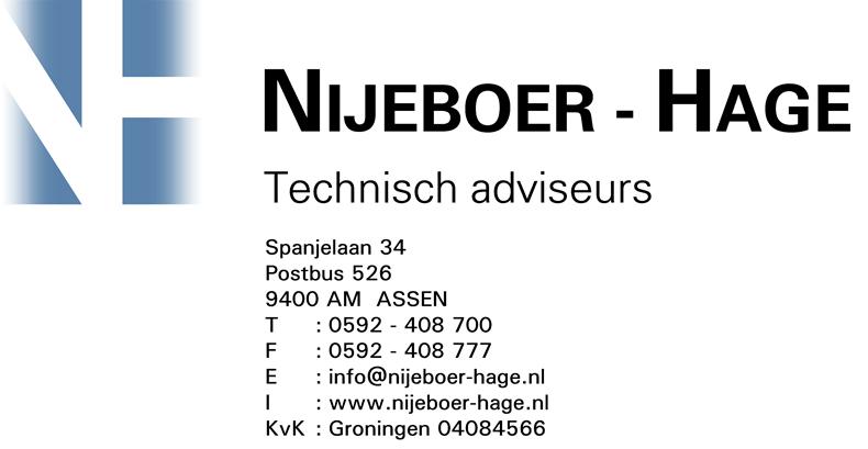Nijeboer Hage - Technisch adviseurs